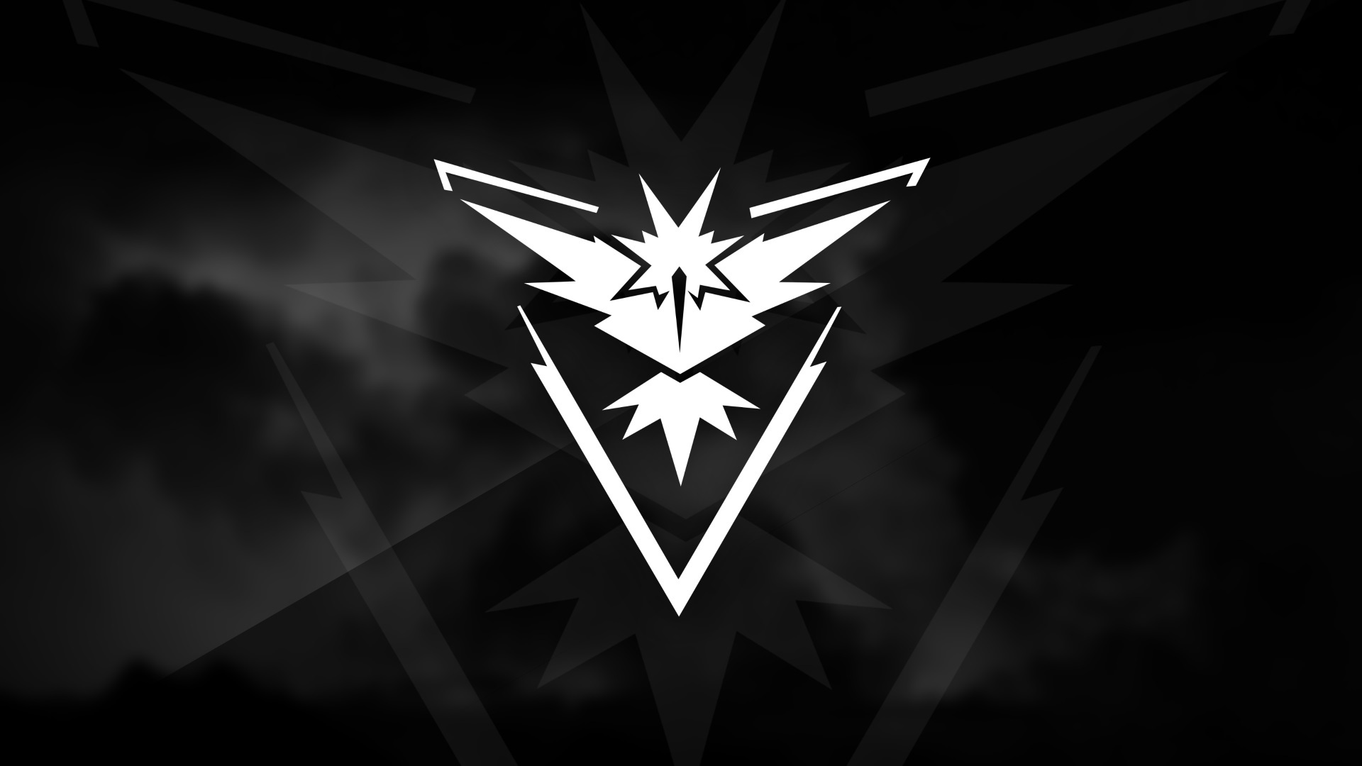 4k Wallpaper Wallpaper By Gstblack: Team Instinct In Black And White Full HD Wallpaper And