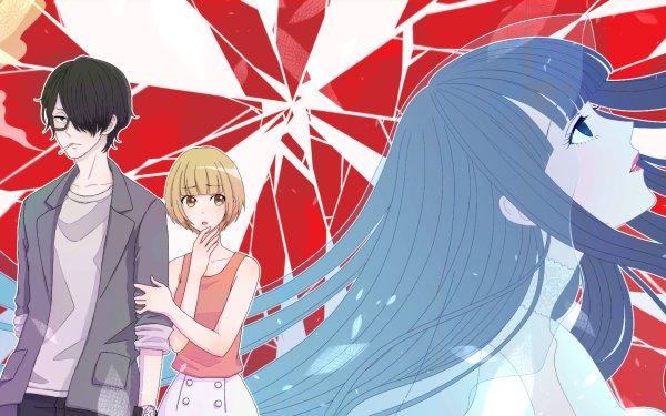 Anime The Perfect Insider Moe Nishinosono Souhei Saikawa Shiki Magata HD Wallpaper   Background Image