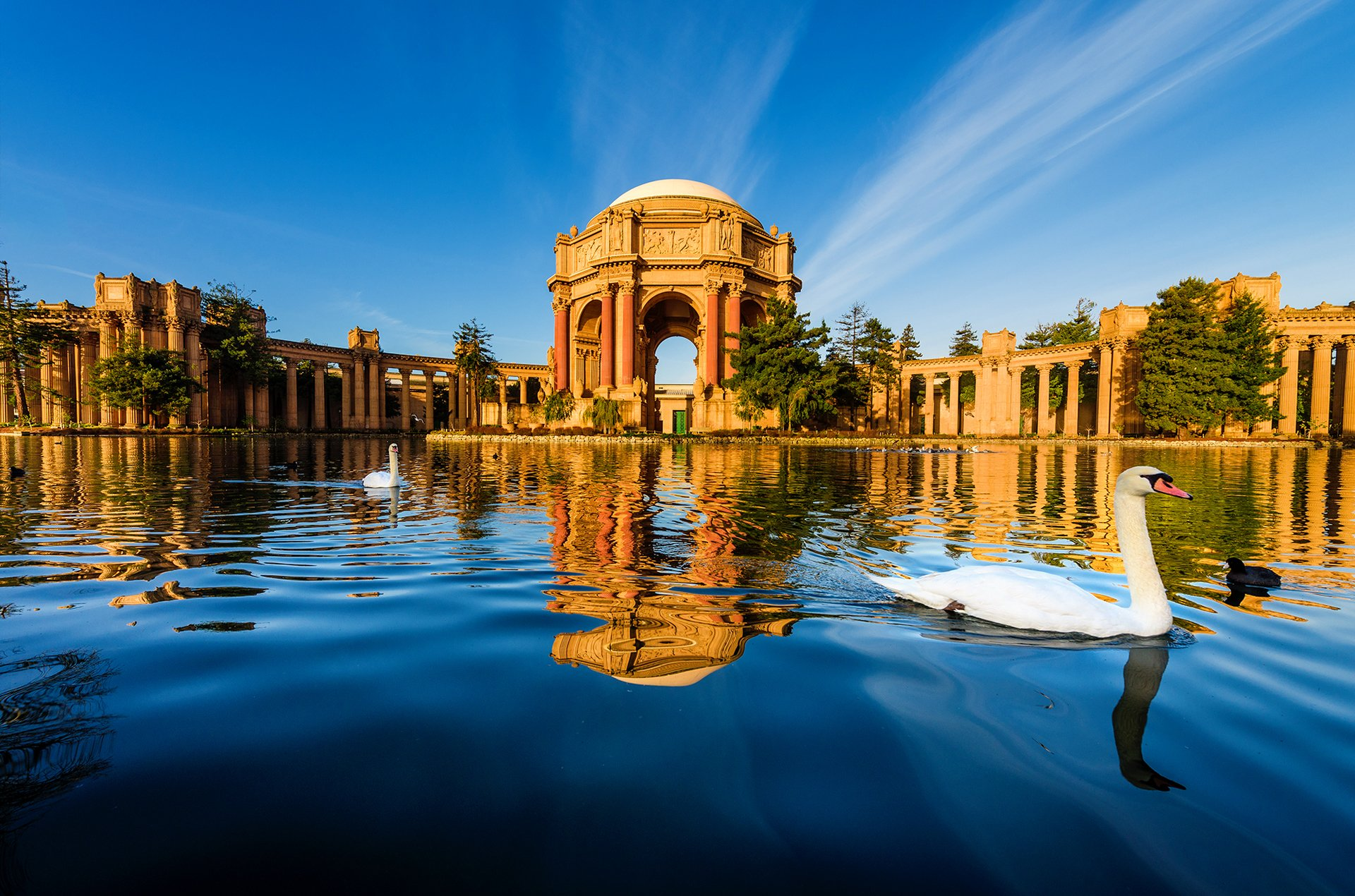 Palace of fine arts in san francisco hd wallpaper background image 1920x1270 id 727021 - San francisco hd ...