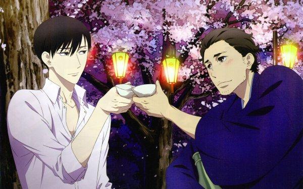 Anime Shouwa Genroku Rakugo Shinjuu HD Wallpaper   Background Image