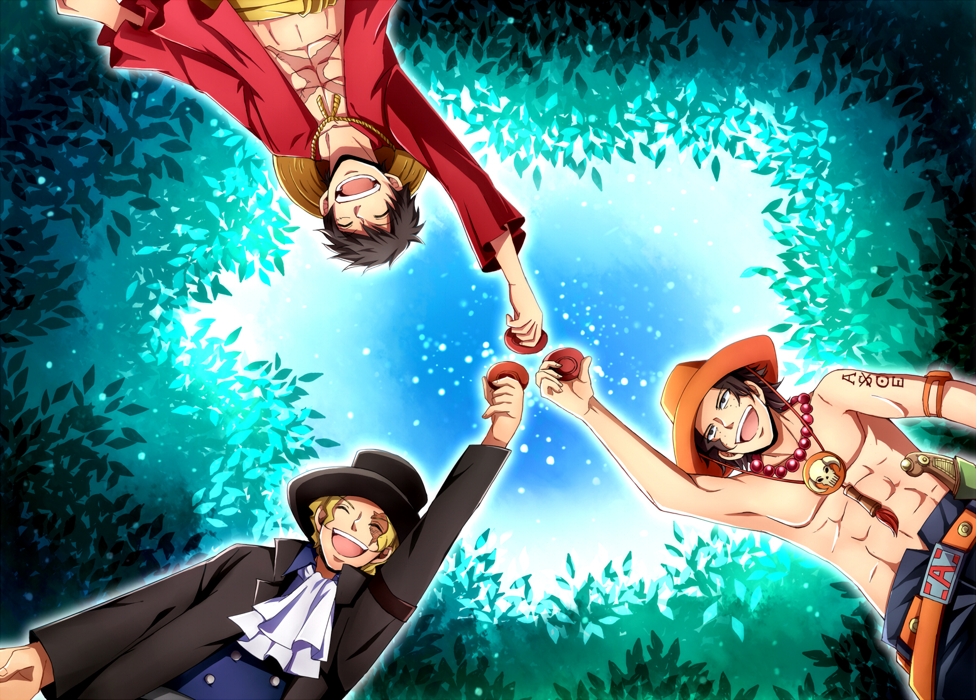 One Piece Hd Wallpaper Background Image 1920x1376 Id 728199 Wallpaper Abyss