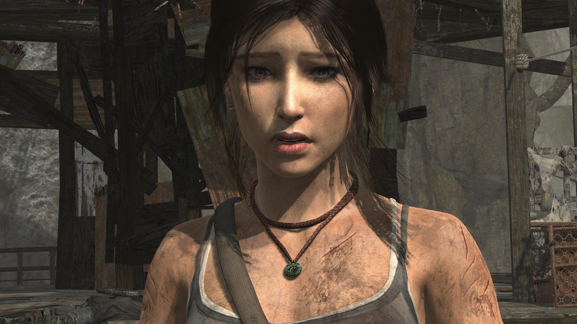3840x2160 Lara Croft Tomb Raider Artwork 4k Hd 4k: Tomb Raider Lara Croft 3 4k Ultra HD Wallpaper