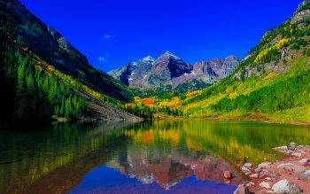 11 Rocky Mountains HD Wallpapers