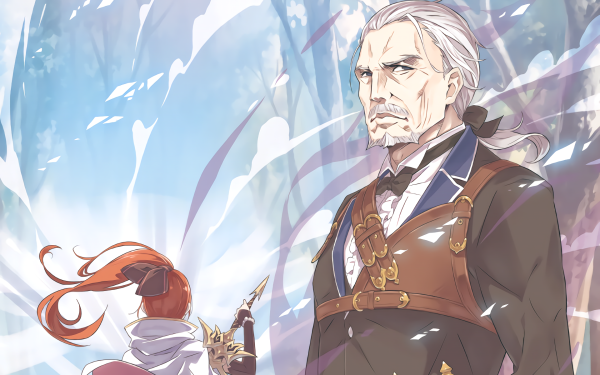 Anime Re:ZERO -Starting Life in Another World- Wilhelm van Astrea HD Wallpaper | Background Image