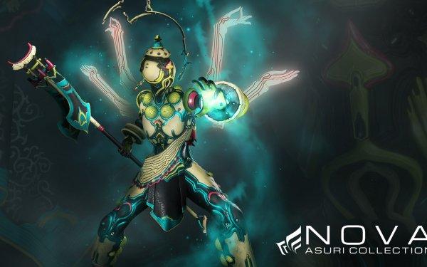 Video Game Warframe Nova HD Wallpaper | Background Image