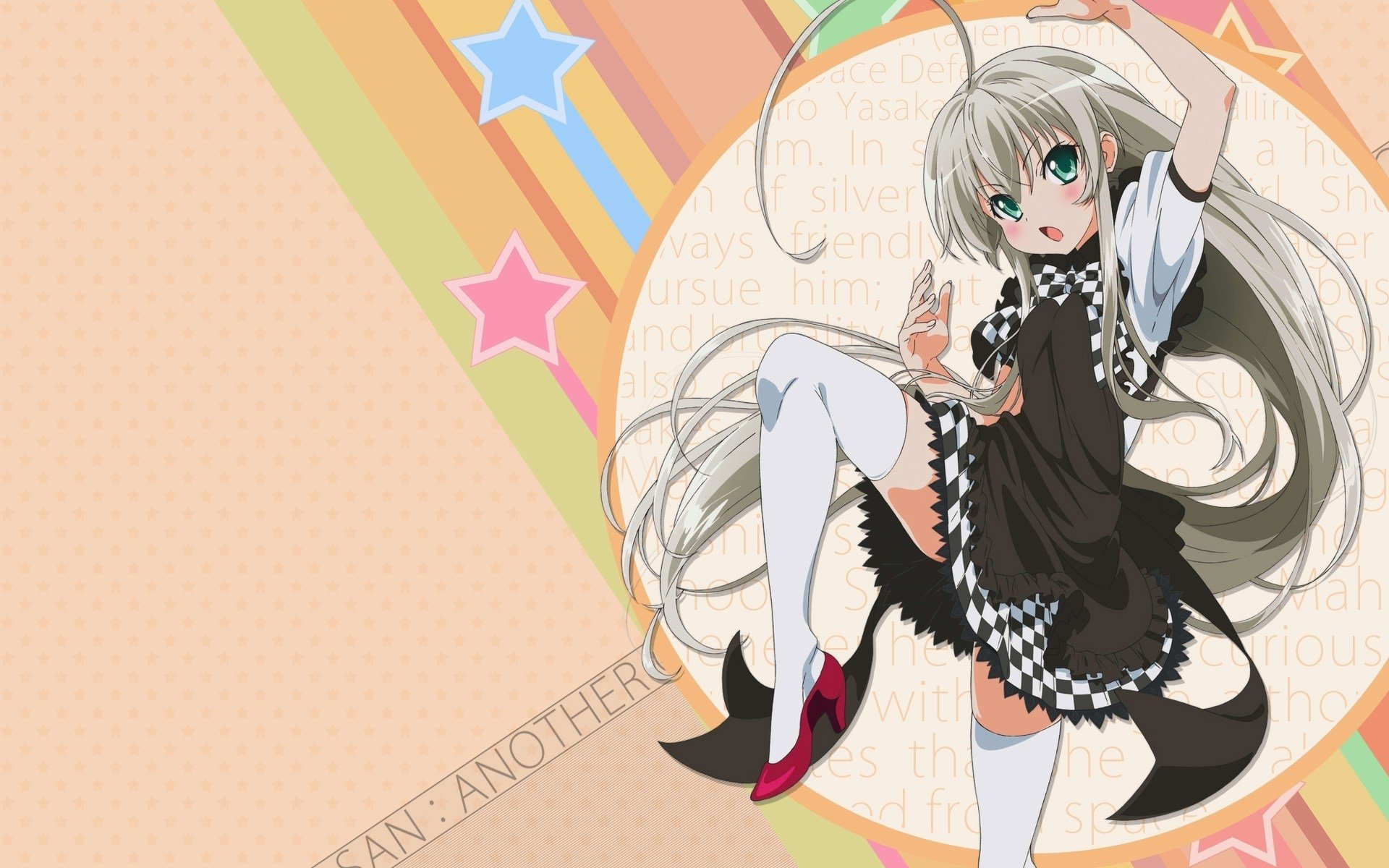27 Nyaruko Crawling With Love Hd Wallpapers Background Images
