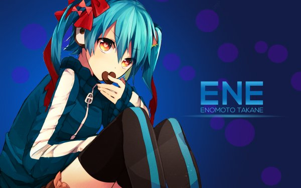 "Anime Kagerou Project Takane ""Ene"" Enomoto HD Wallpaper   Background Image"