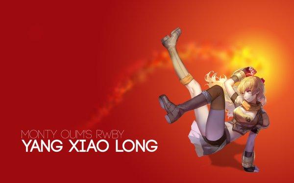 Anime RWBY Yang Xiao Long HD Wallpaper | Background Image