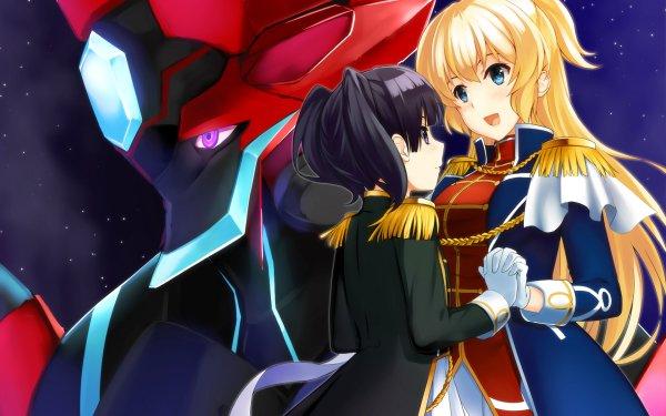 Anime Regalia: The Three Sacred Stars HD Wallpaper | Background Image