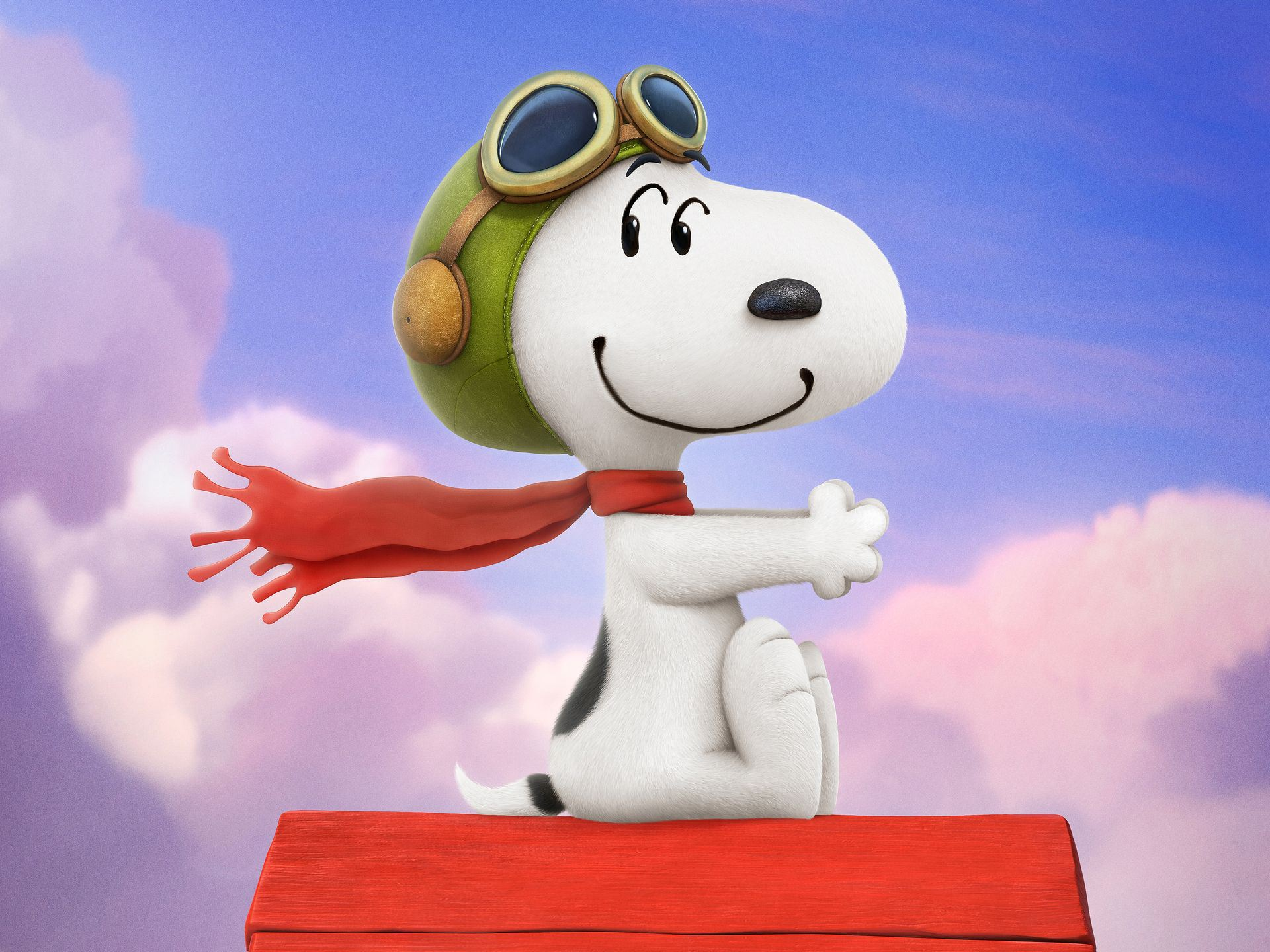 Snoopy As The Red Baron Hd Wallpaper Background Image 1920x1440