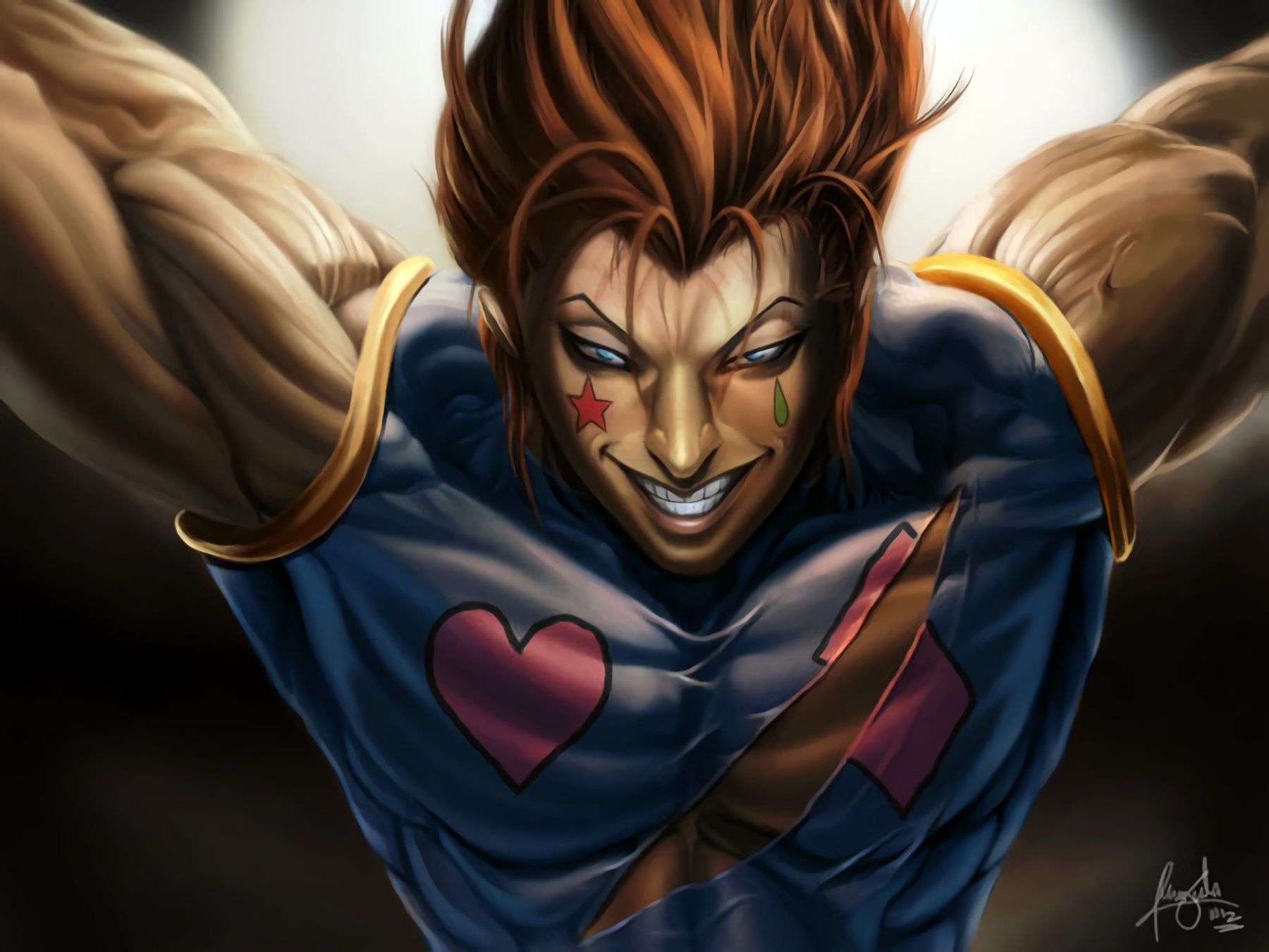 Hisoka Wallpaper And Background Image