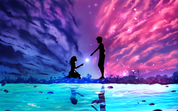 9800 Koleksi Romantic Anime Wallpaper 4k Gratis