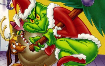 Grinch Stole Christmas HD Wallpapers