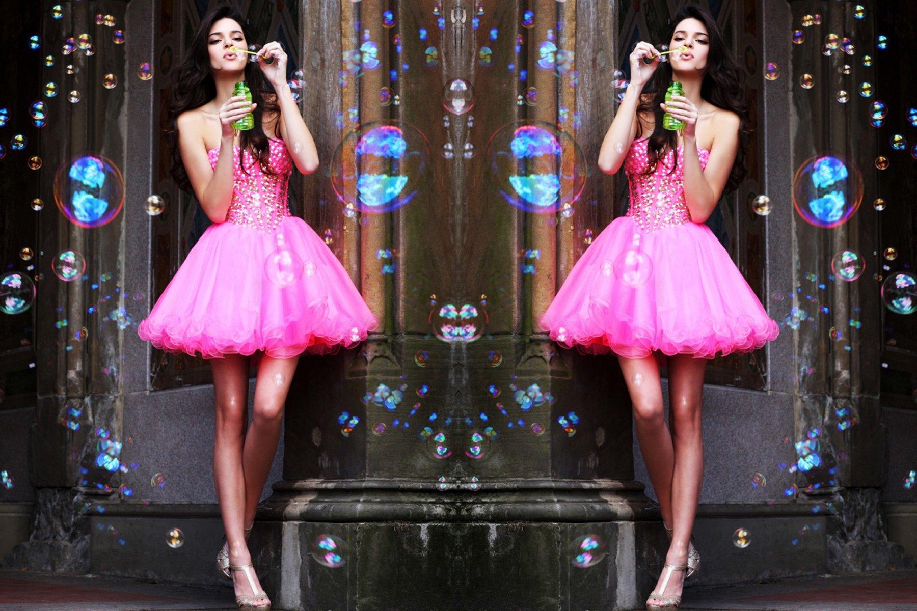 Celebrita' - Kendall Jenner  Sfondo