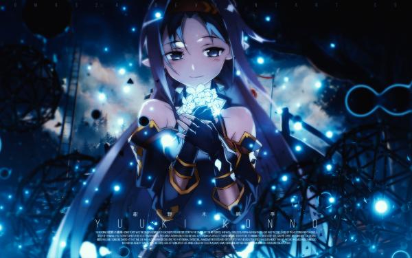 Anime Sword Art Online II Sword Art Online Yuuki Konno HD Wallpaper | Background Image
