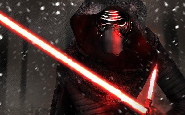 Movie Star Wars Episode VII: The Force Awakens Star Wars Kylo Ren HD Wallpaper   Background Image