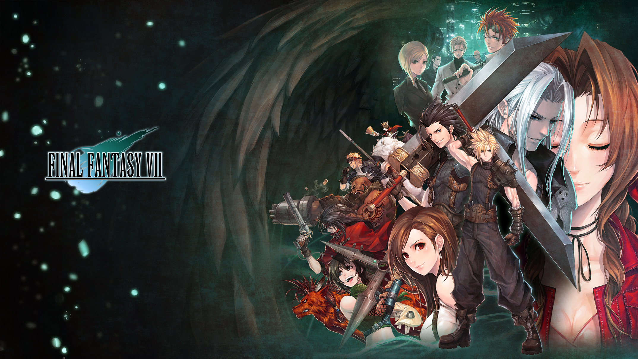 103 Final Fantasy VII HD Wallpapers