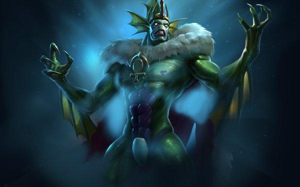 Video Game Heroes Of Newerth Riptide Underwater Creature Sea Monster Crown HD Wallpaper   Background Image