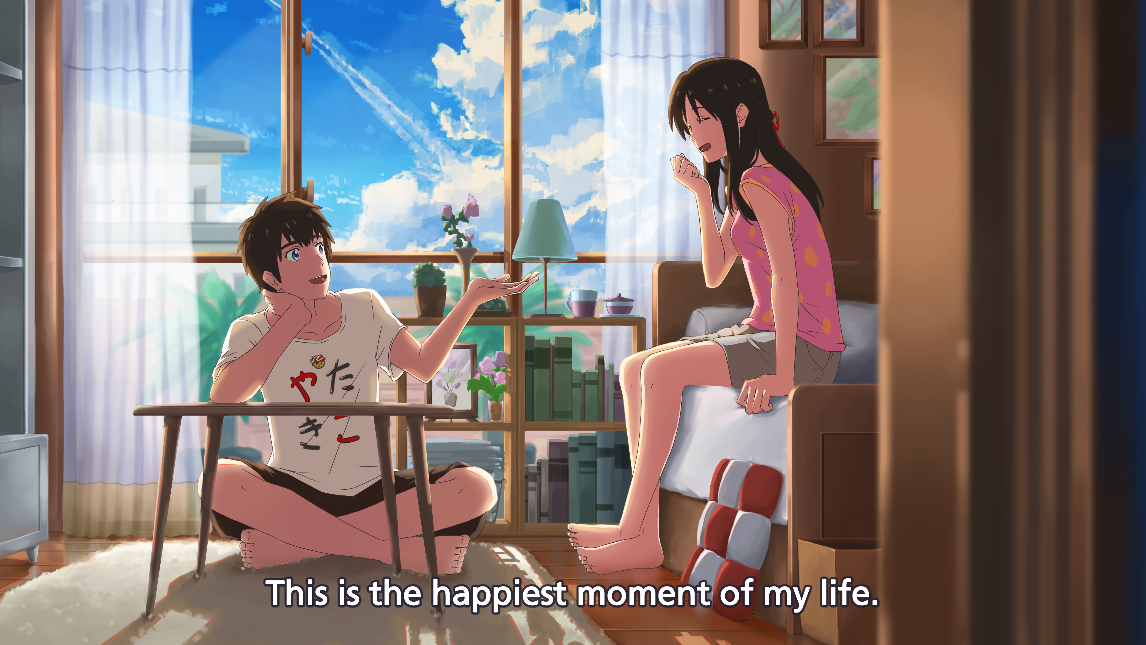 1267 Your Name Hd Wallpapers Background Images Wallpaper Abyss