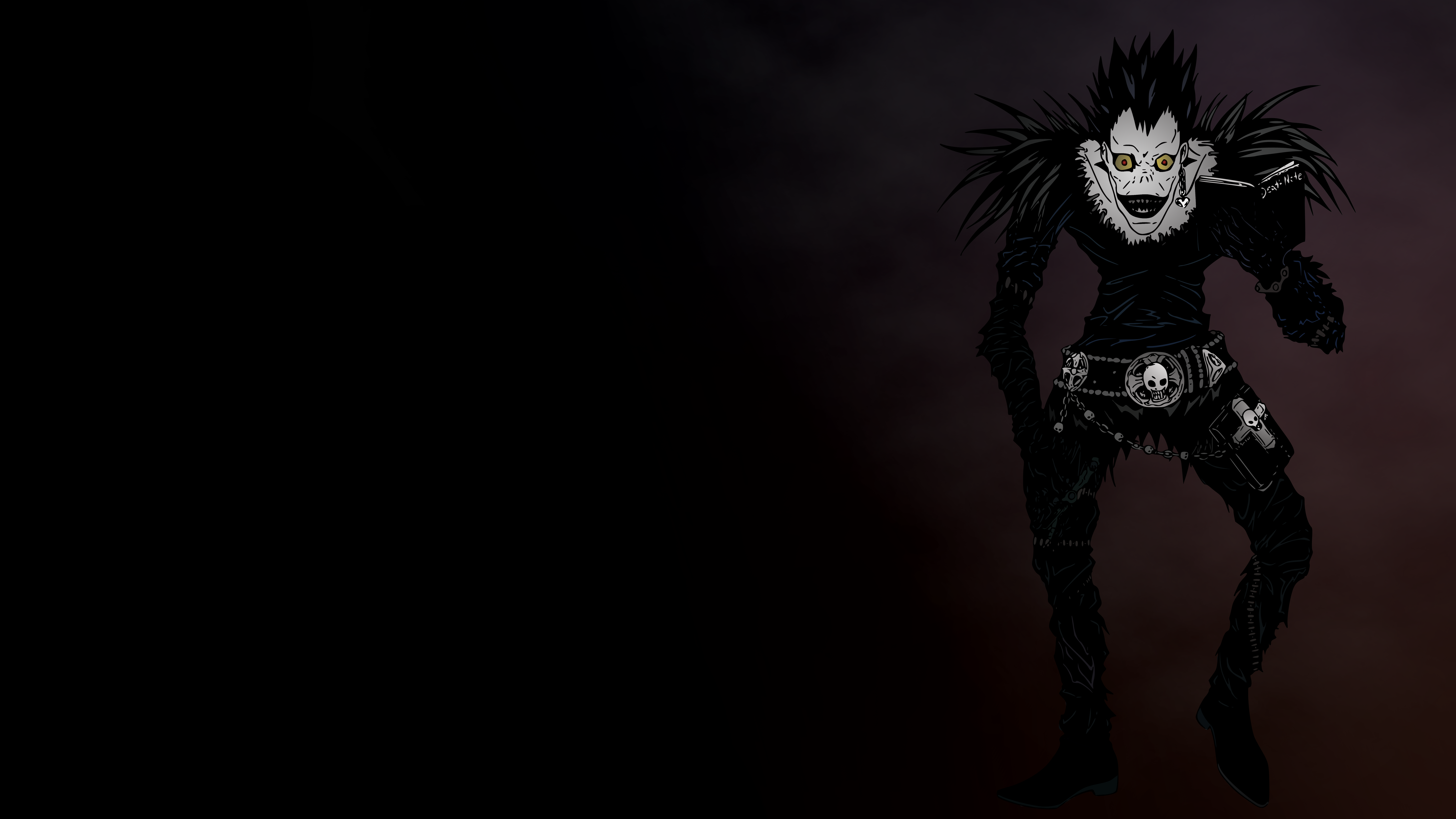 Death Note 8k Ultra Hd Wallpaper Background Image 7680x4320 Id 740508 Wallpaper Abyss