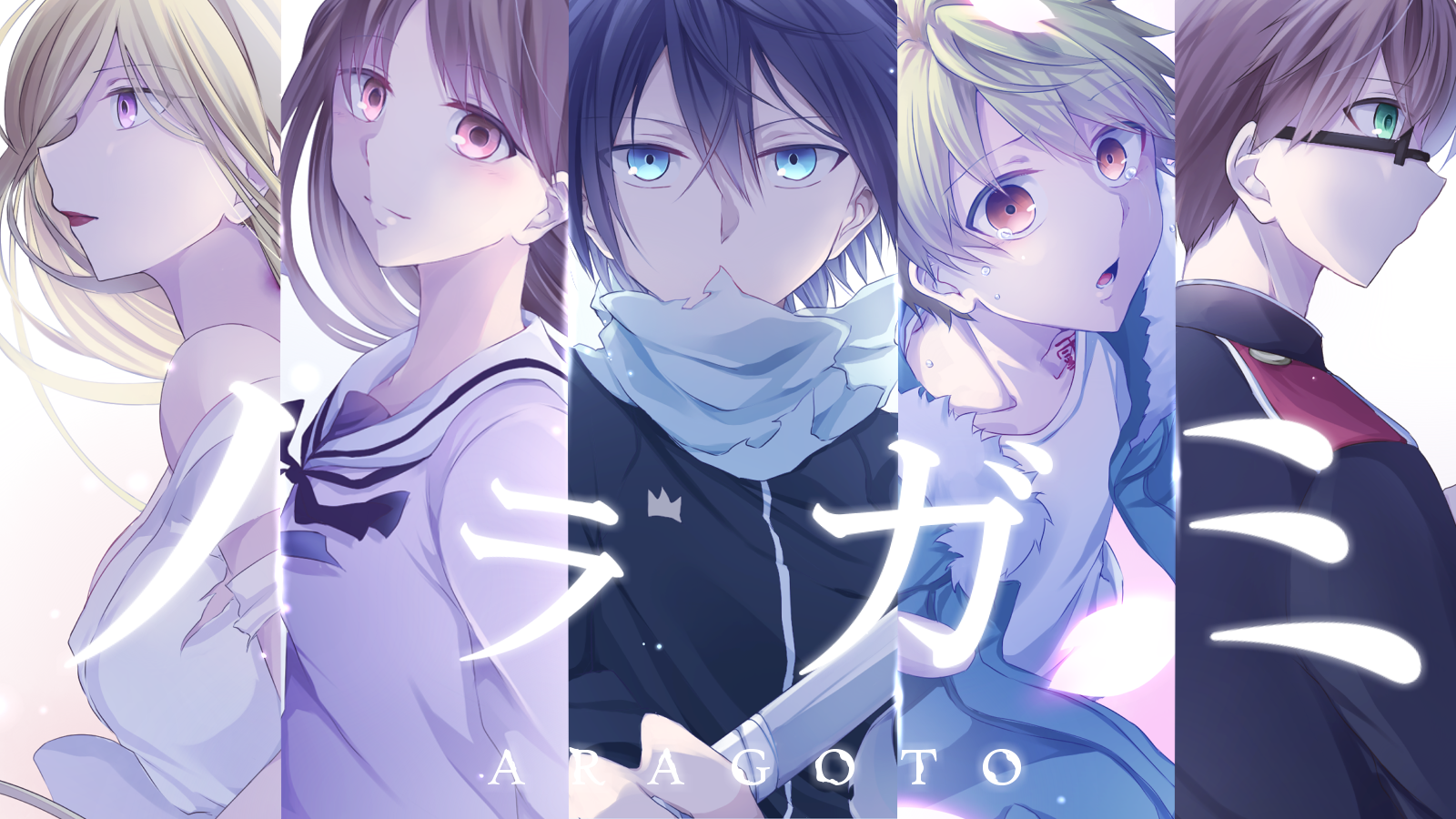 Download 56 Koleksi Wallpaper Anime Noragami Hd HD Terbaik