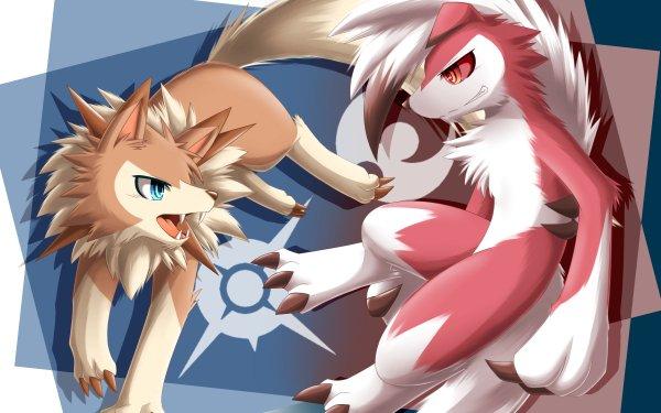 Video Game Pokémon: Sun and Moon Pokémon Lycanroc Pokémon Sun And Moon HD Wallpaper | Background Image