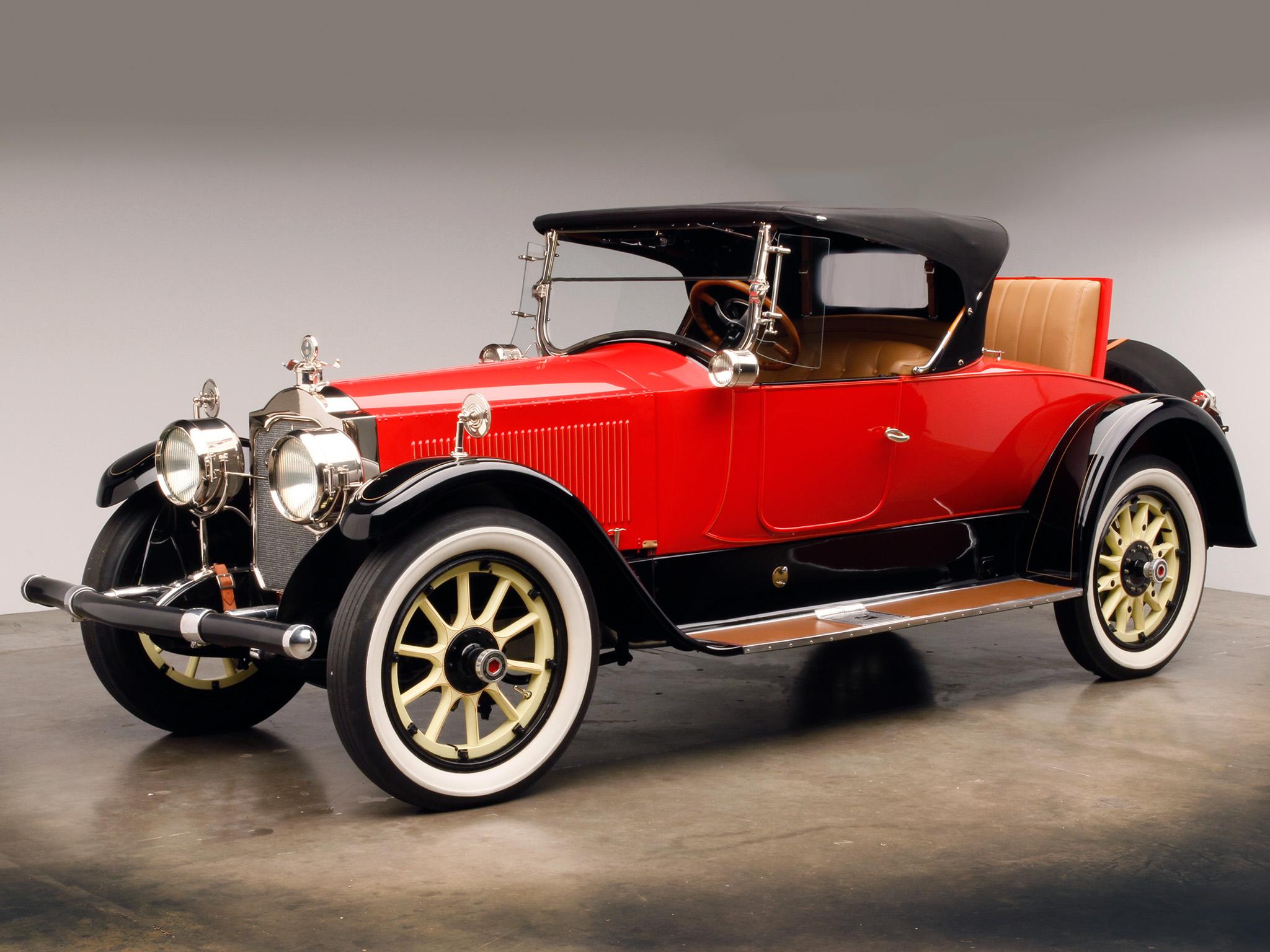1920 Packard Twin Six Runabout HD Wallpaper   Background ...
