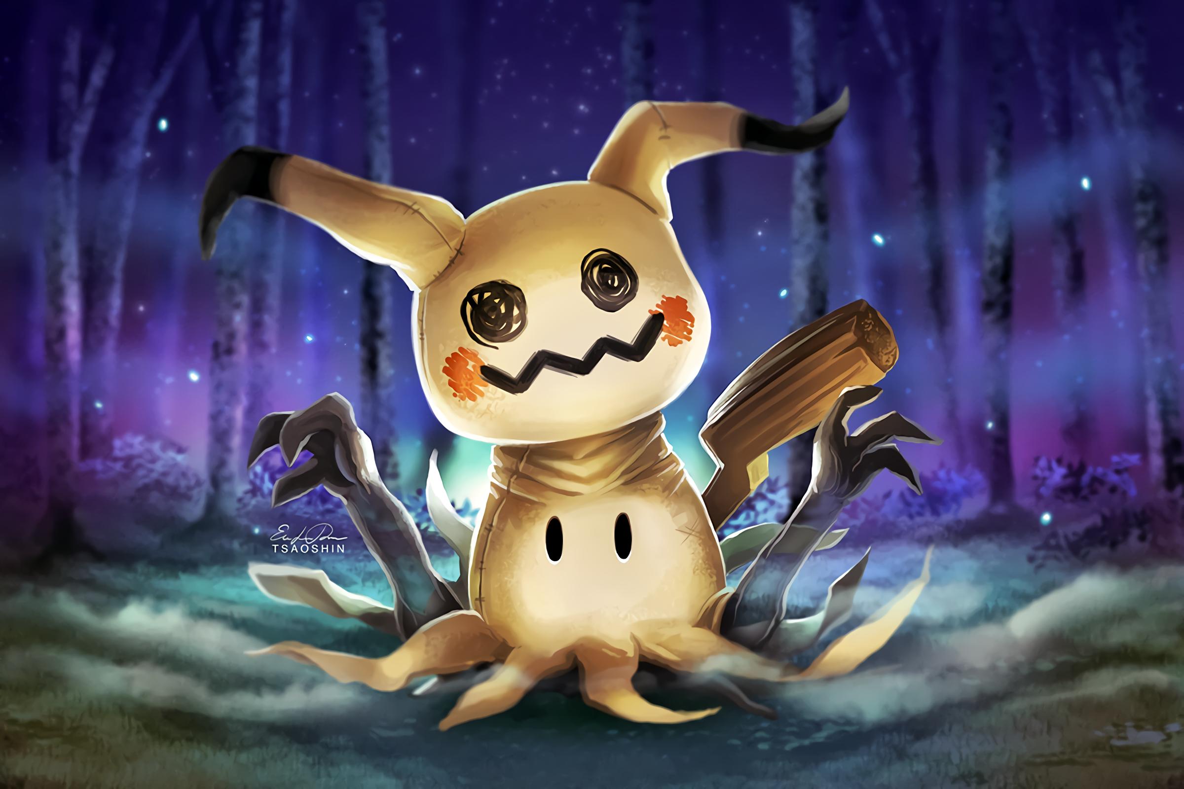 Pokémon Soleil et Lune Fond d'écran HD | Arrière-Plan | 2400x1600 | ID:742864 - Wallpaper Abyss