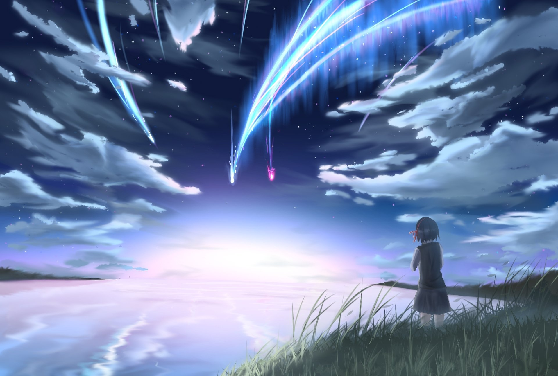 Your Name. HD Wallpaper | Background Image | 1920x1295 ...