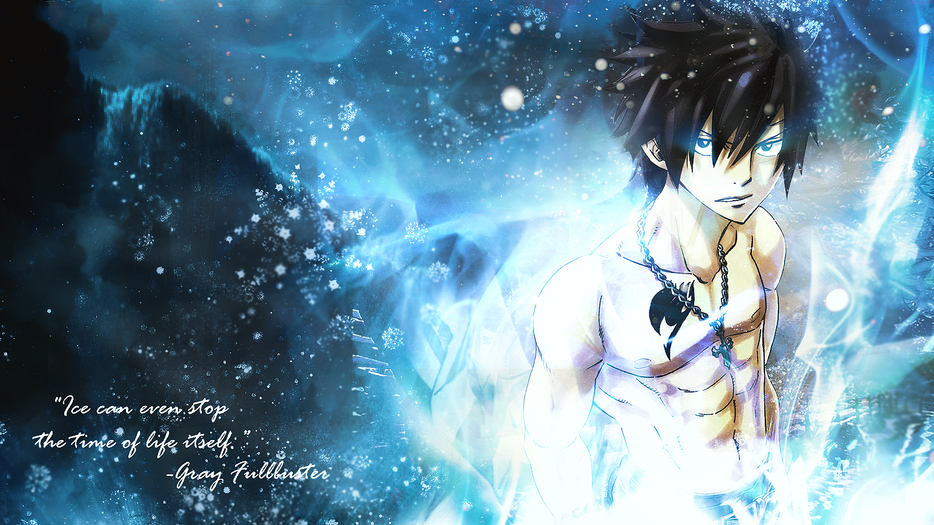 Fairy Tail Hd Wallpaper Background Image 1920x1080 Id 743606
