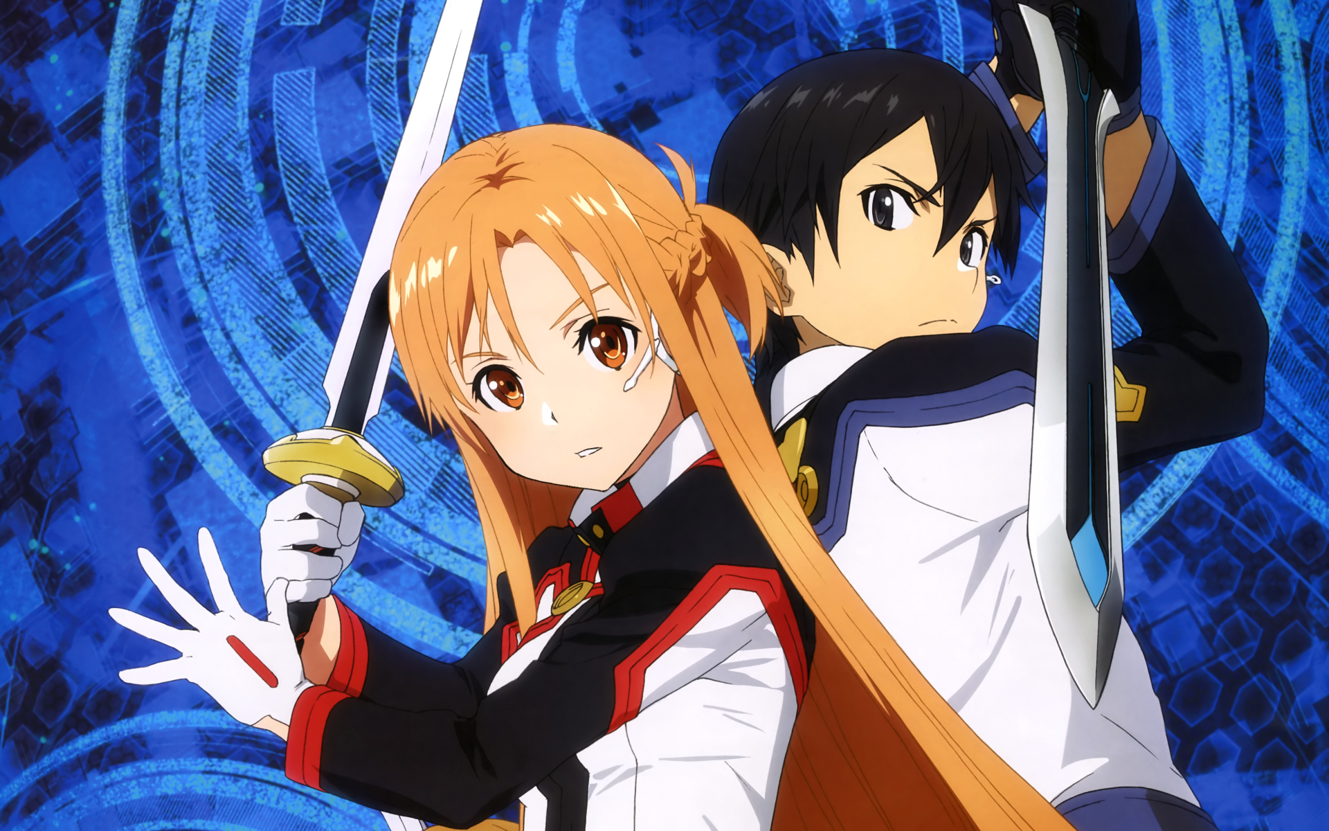 Sword Art Online Movie: Ordinal Scale HD Wallpaper ... Sword Art Online Wallpaper 1920x1080 Kirito And Asuna