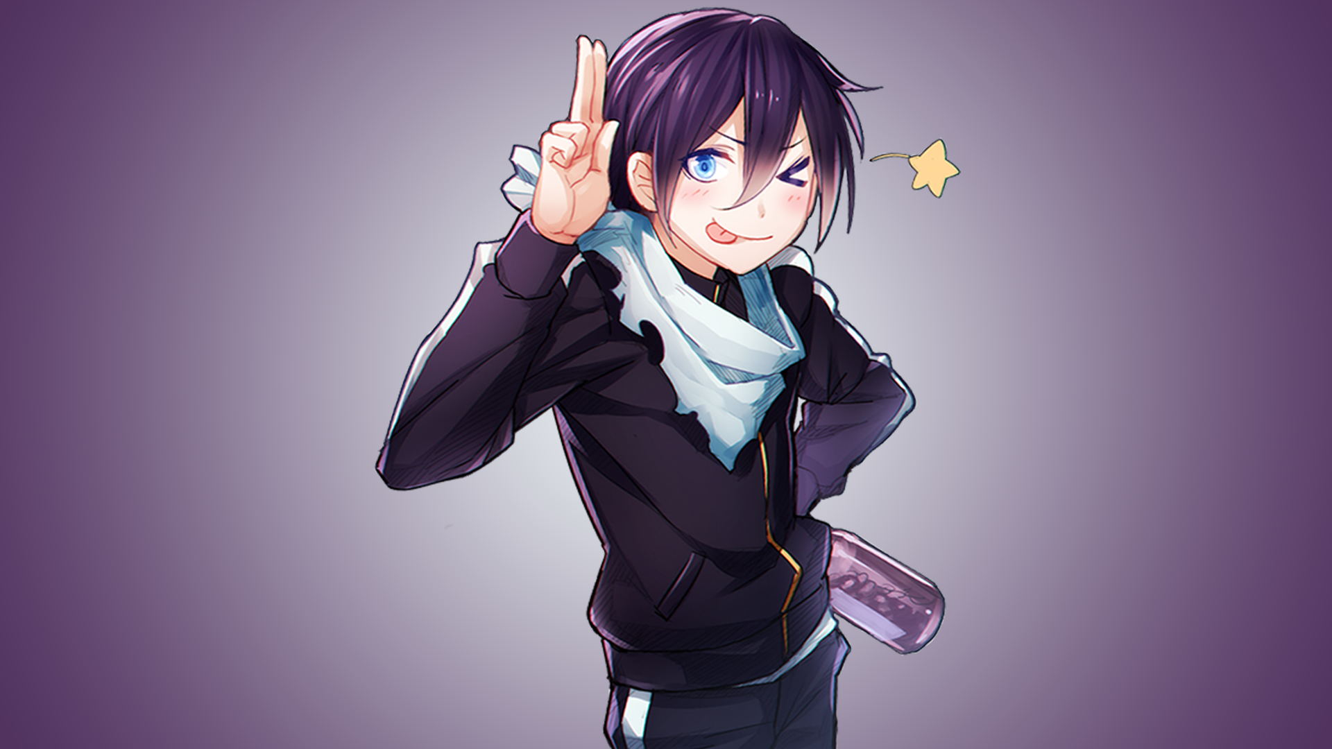 Noragami HD Wallpaper | Background Image | 1920x1080 | ID ...