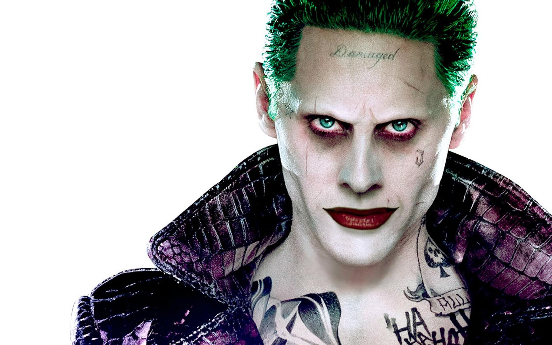 Jared Leto As The Joker HD Wallpaper