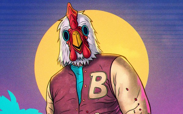 Video Game Hotline Miami 2: Wrong Number Hotline Miami HD Wallpaper | Background Image