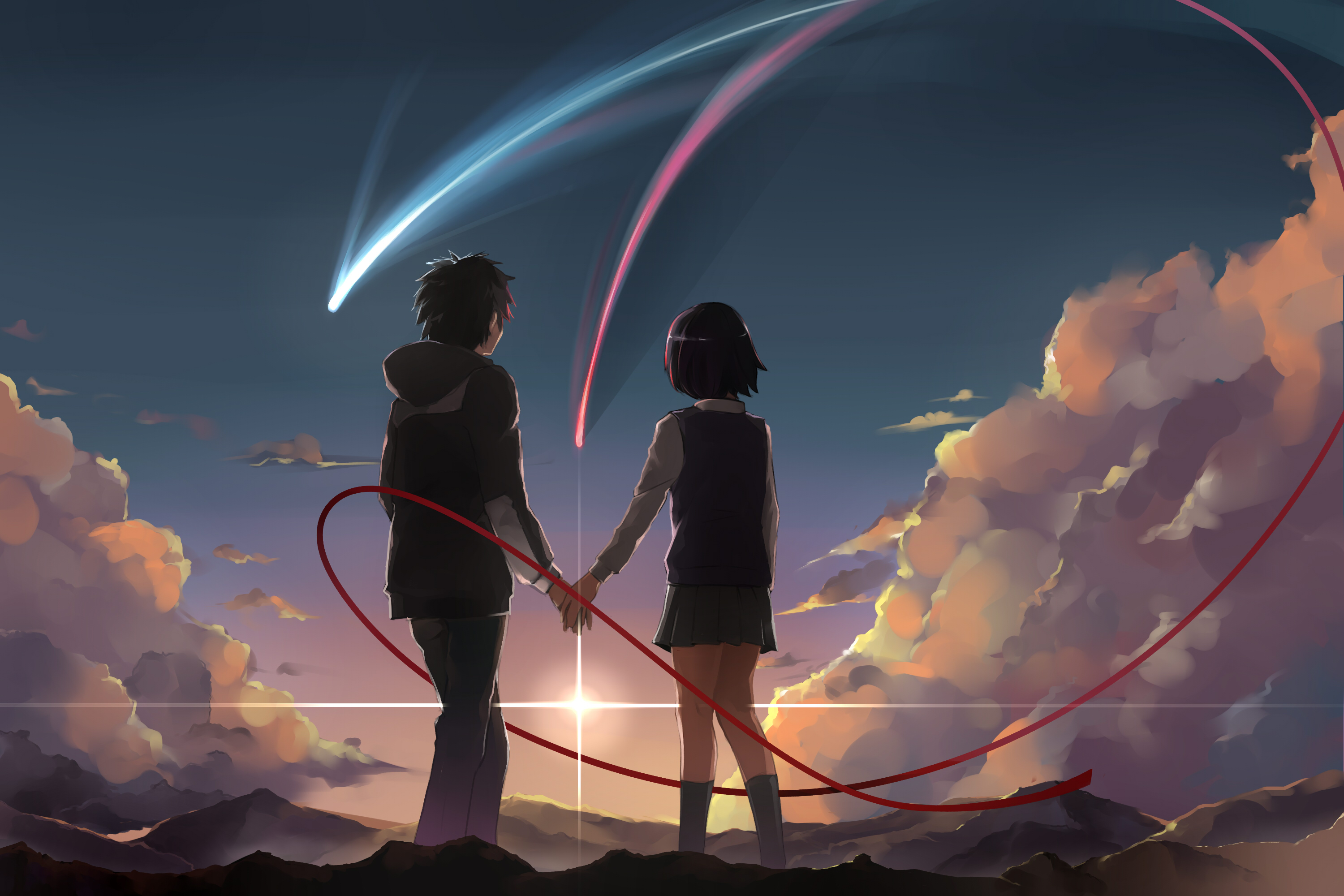 Your name hd wallpaper background image 3000x2000 - M416 wallpaper ...