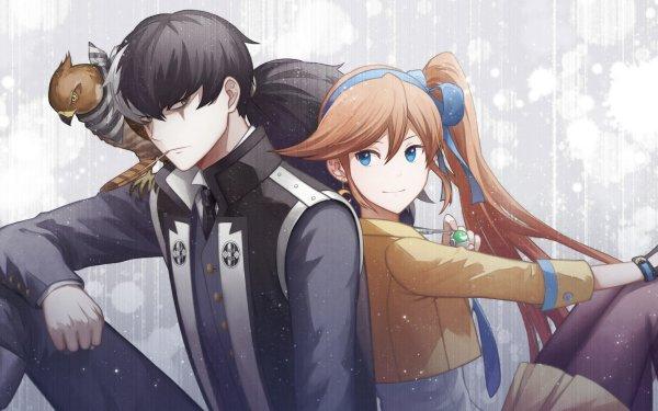 Video Game Phoenix Wright: Ace Attorney Ace Attorney Athena Cykes Simon Blackquill Widget Taka HD Wallpaper | Background Image