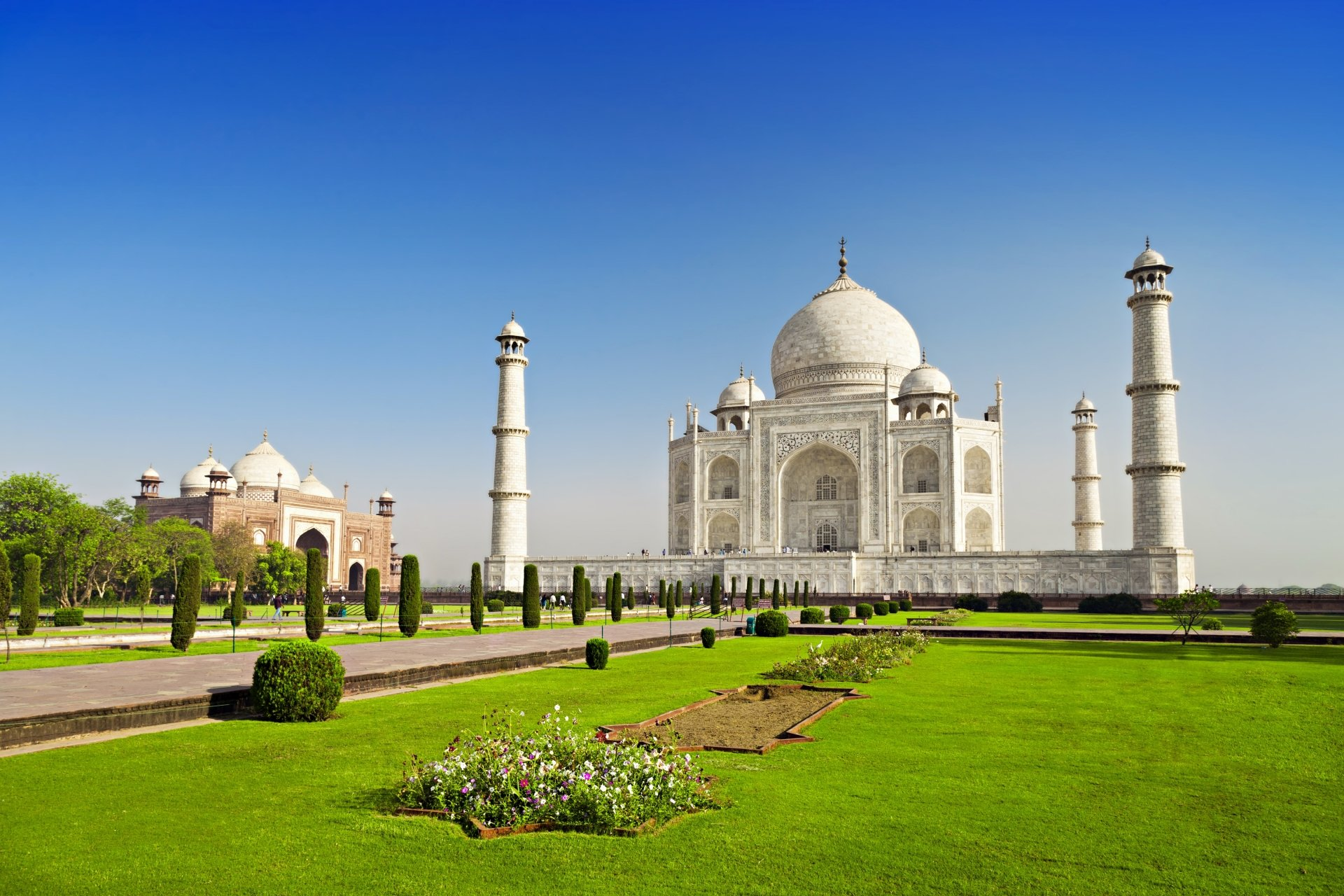 12 4k Ultra Hd Taj Mahal Wallpapers Background Images Wallpaper