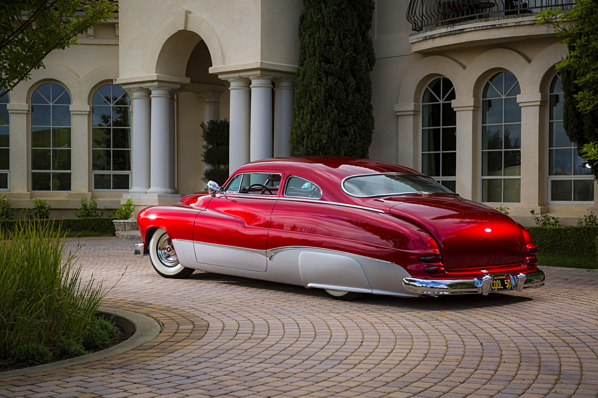 5 1950 Mercury Coupe Hd Wallpapers Background Images Wallpaper