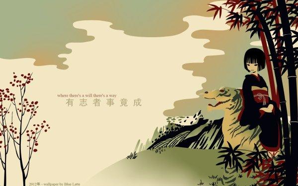 Anime Keiyaku No Kuroneko HD Wallpaper | Background Image