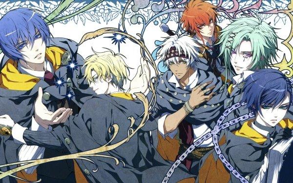 Anime Wand of Fortune Lulu Lagi El Nagil Alvaro Garay Julius Fortner Est Rinaudo Noel Valmore Bilal Asad Ithnan Faranbald Otome Game HD Wallpaper | Background Image