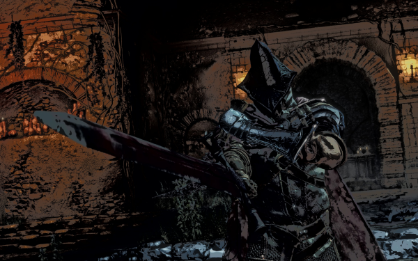 Video Game Dark Souls III Dark Souls Abyss Watcher HD Wallpaper | Background Image