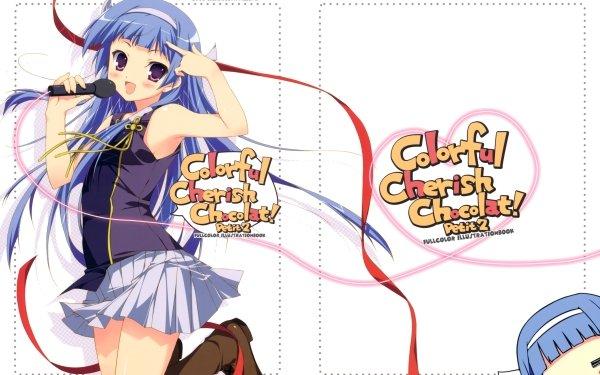 Anime Kannagi: Crazy Shrine Maidens HD Wallpaper | Background Image