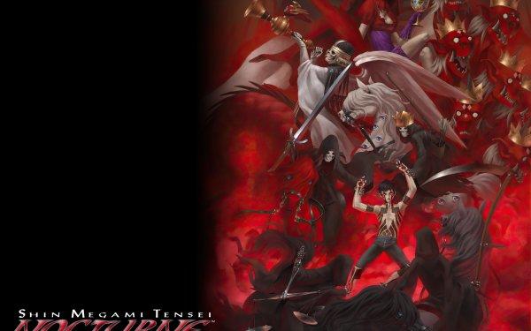 Video Game Shin Megami Tensei HD Wallpaper | Background Image