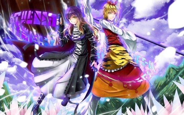 Anime Touhou Shou Toramaru Byakuren Hijiri HD Wallpaper | Background Image