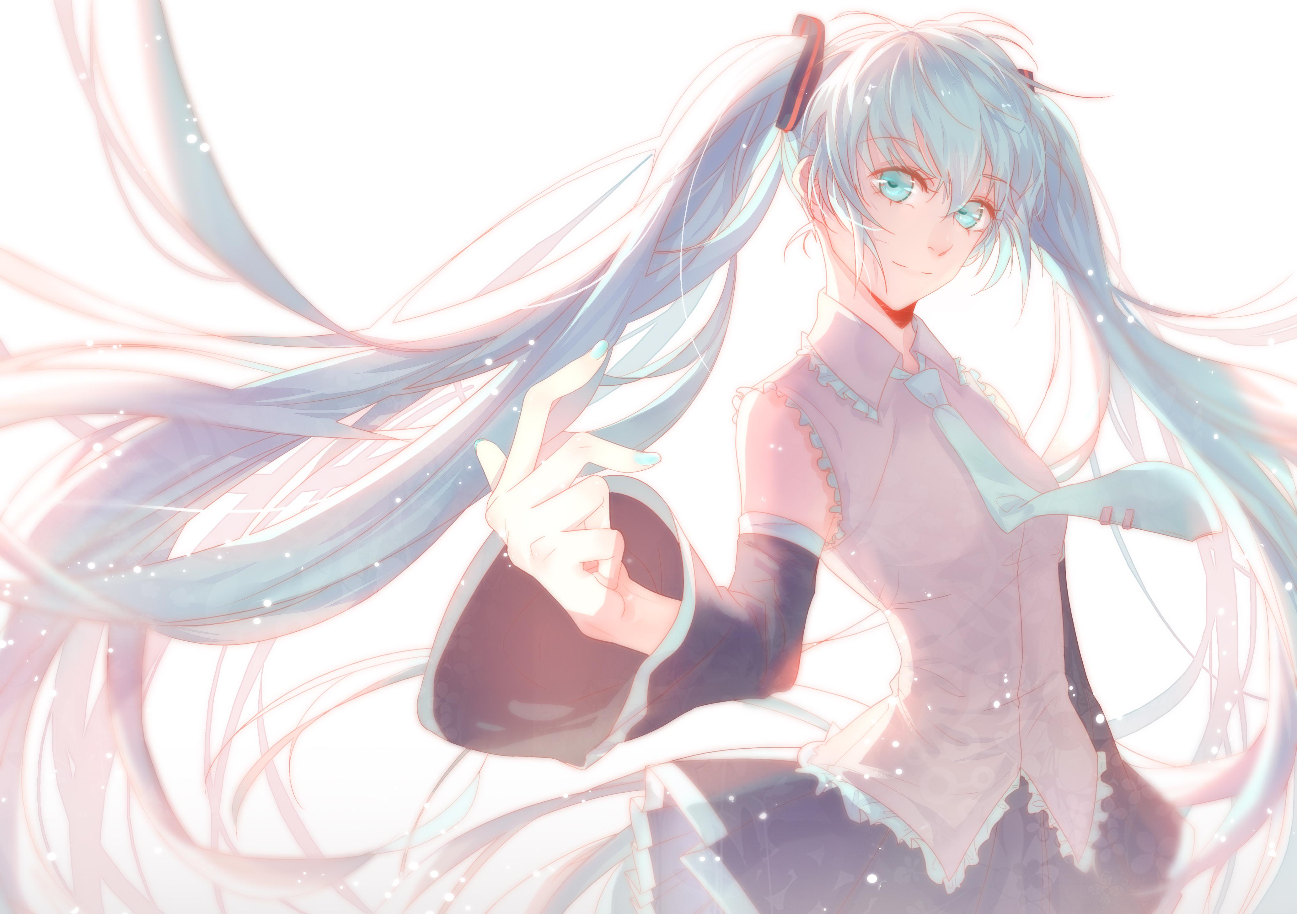 Vocaloid 4k Ultra HD Wallpaper | Background Image