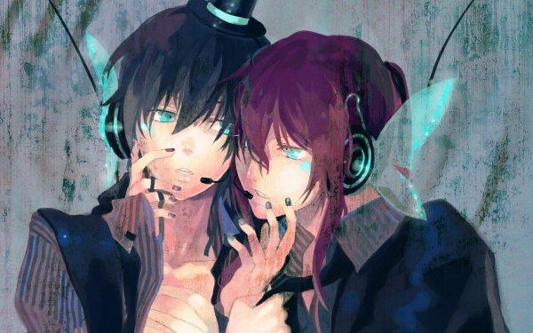 Anime Vocaloid Kaito Kamui Gakupo Yaoi Magnet HD Wallpaper | Background Image