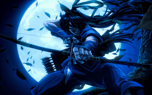 Anime Drifters Nasu no Yoichi HD Wallpaper | Background Image