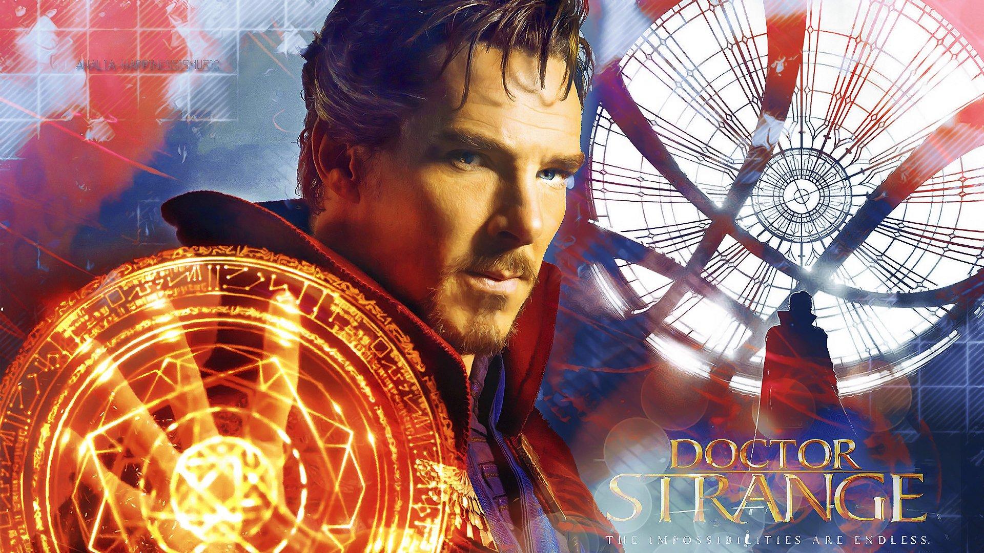 Doctor Strange HD Wallpaper | Background Image | 1920x1080 ...