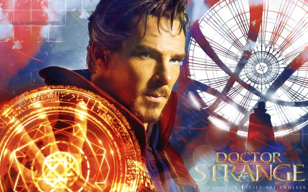 Movie Doctor Strange Benedict Cumberbatch HD Wallpaper | Background Image