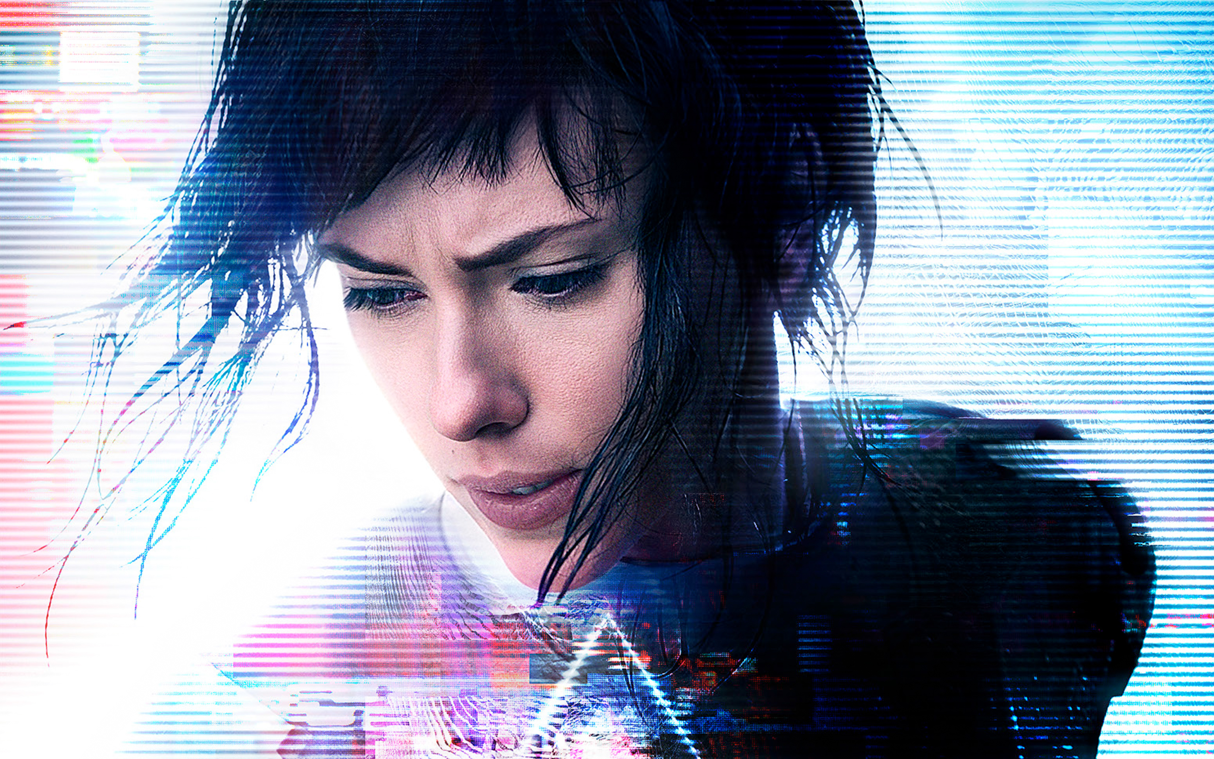 Ghost In The Shell 2017 4k Ultra Hd Wallpaper Background Image